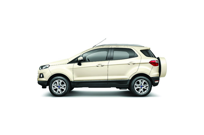 Groep M: Ford Ecosport