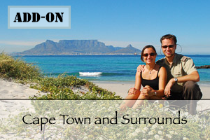Tailor Made Safaris Cape Town and Surrounds